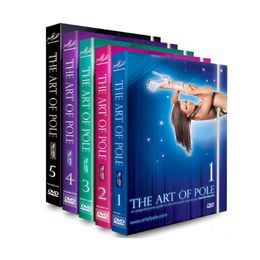 Jamilla Deville The Art of Pole Collection